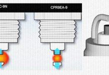 Busi, NGK, Honda, ESP, MR9C-9N