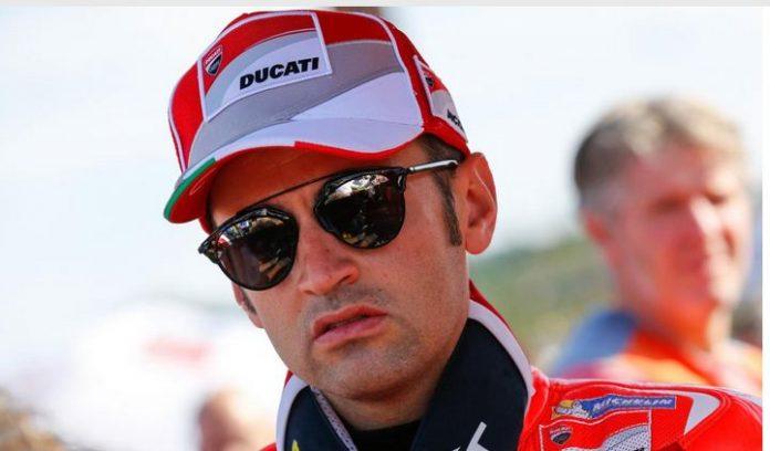 Hector Barbera Ducati Team 2016