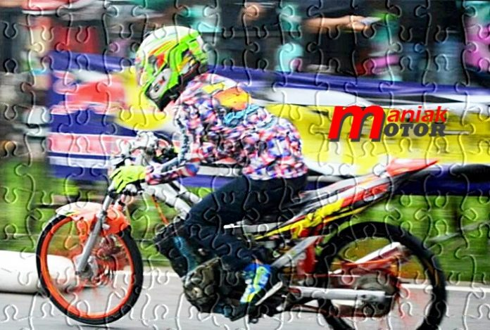 Drag Bike, UJM Salax Speed, Magelang, Kajen