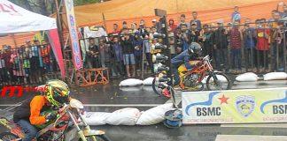 Drag Bike Pemalang Jawa Tengah Oktober 2016