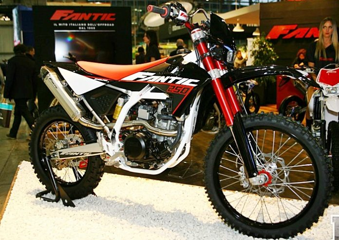 Fantic, Itralia, Motorcross, MX,