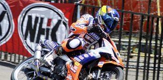 Road Race, FDR NHK, Putra, Anugrah