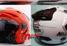 Helm, NHK, Predator, Double visor, IMOS