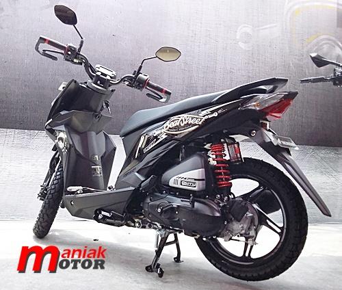 Honda, street, eSP, skutik, AHM
