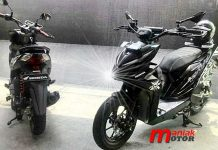 Honda Beat, street eSP, Naked, Jakarta, Series