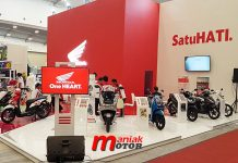 Pekan Raya, Indonesia, ICE, BSD, Honda, Yamaha, Kawasaki