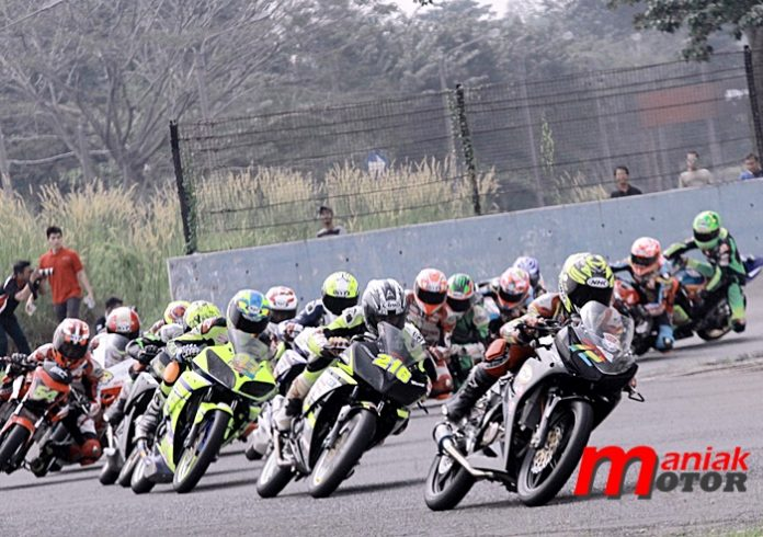 Roadrace, IRS, Sentul, Wahyu, Buldog