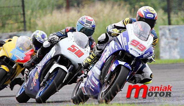 Road race, IRS, Sentul, Yamaha, Syarul Amin