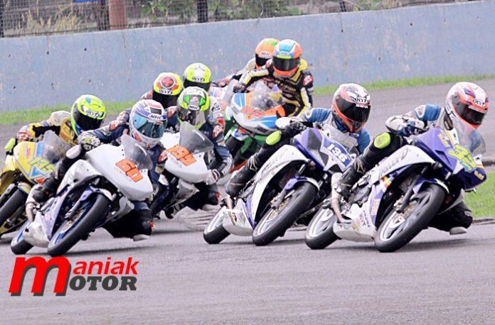 Road race, IRS, Sentul, yamaha YZF-R15