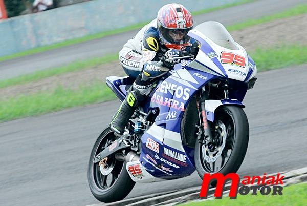 Road race, IRS, sentul, Galang