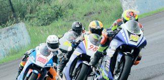 Road race, IRS, Kualifikasi, Sentul