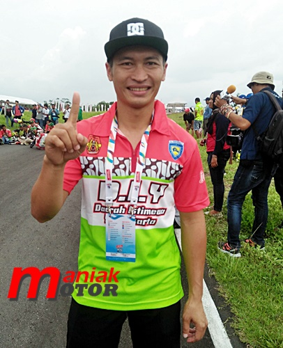 Road race, IRS, Sentul, Irwan, crosser, nasional