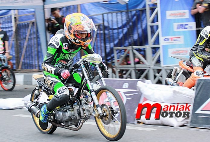 Drag bike, V-Reinz, bali, Madura, gerry