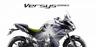 Kawasaki, Versys250, Indonesia, Ninja