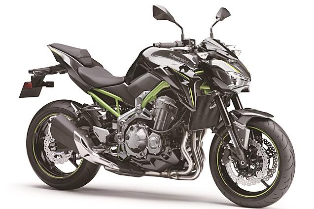 Kawasaki, Z900, Moge, naked