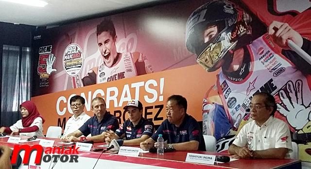 Marc Marquez, honda, repsol, motogp, malaysia, indonesia