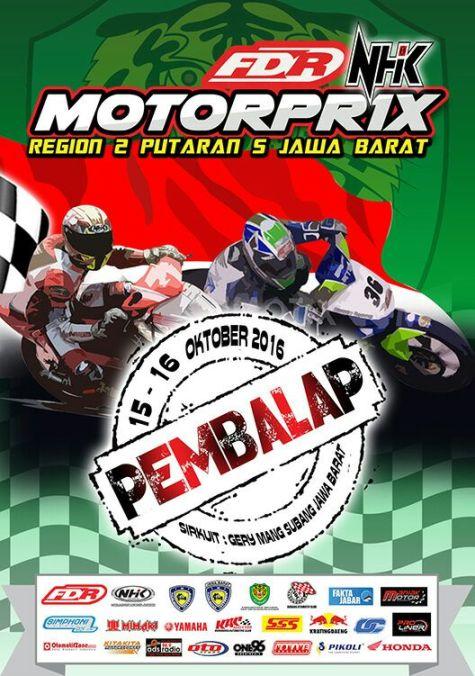 MP (MotoPrix) Subang Jabar Seri 5