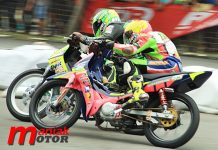 Road race, MP