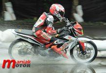 Road race, Motoprix, tokoh, Adenanta, Jatim, 12 tahun, solo, manahan