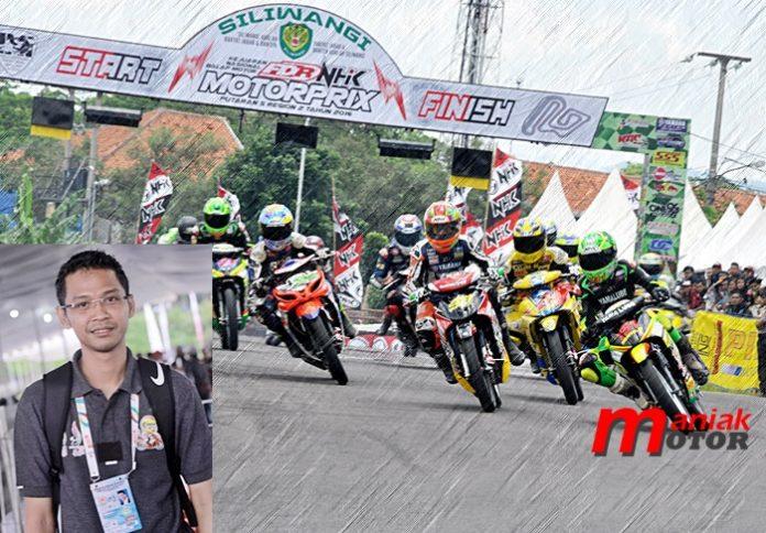 Road race, Motoprix, IRS, Offroad, speed offroad, Rio Teguh, Jabar, IMI