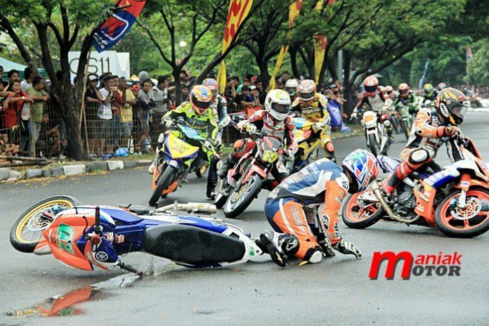 Road race, MotoPrix, solo, Manahan, Yamaha, Honda