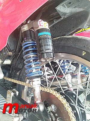 Road race, motoprix, balap motor, MP2, suspensi, edit