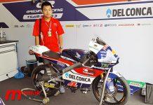 Moto3,Gresini, Italia, R9, Indonesia, mario