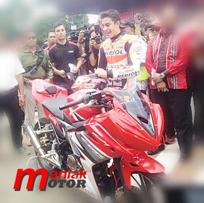 Marc, Marquez, sentul, indonesia, honda