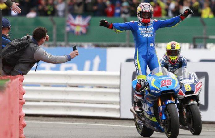 Suzuki GSX-RR Juara MotoGP