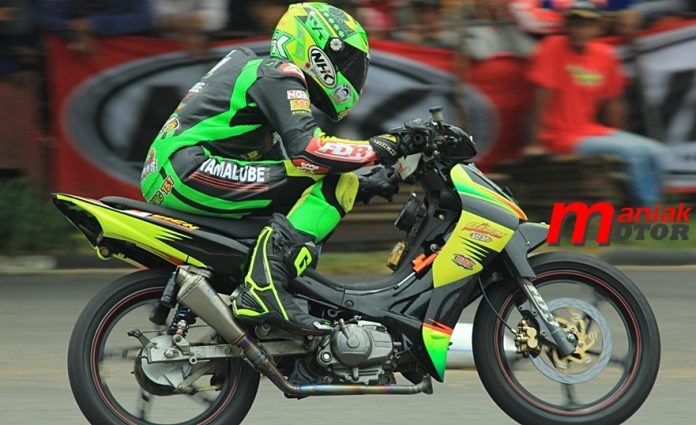 Modifikasi Jupiter Z Bien Racing Jawara Mp3 2016 Dengan