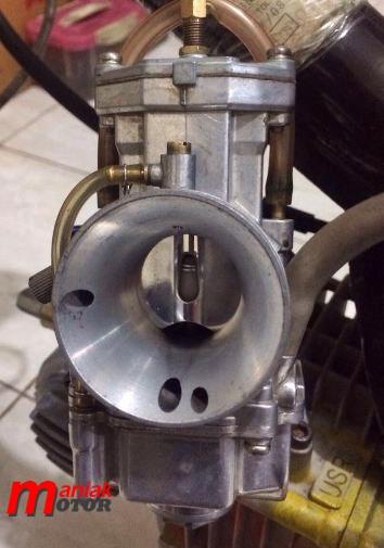Karburator UMA 30 mm jagoan Drag Bike