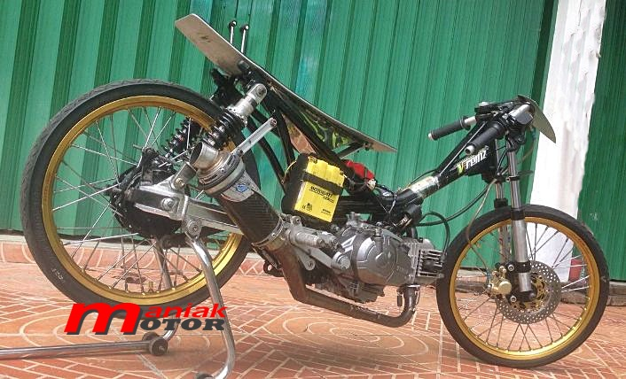 Jupiter Z Drag Bike