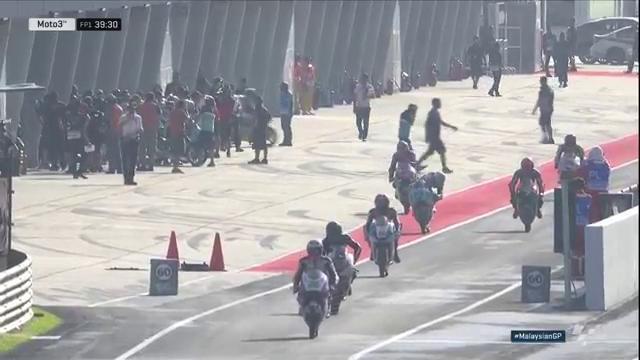 Moto3 Sepang