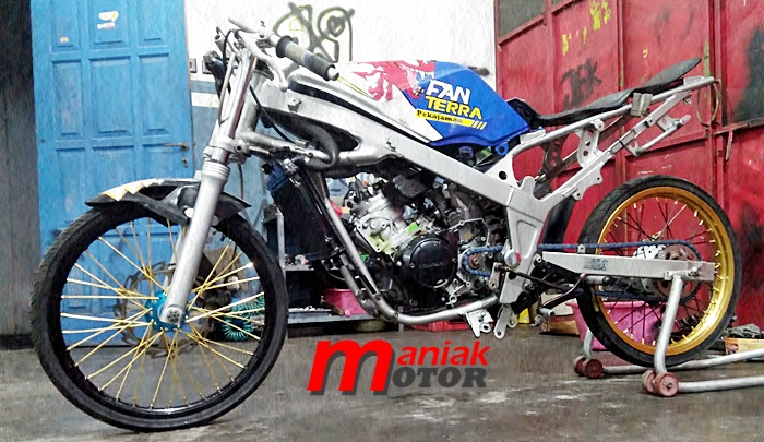 Drag Bike, Fan, Terra, Banjarnegara, Cilacap