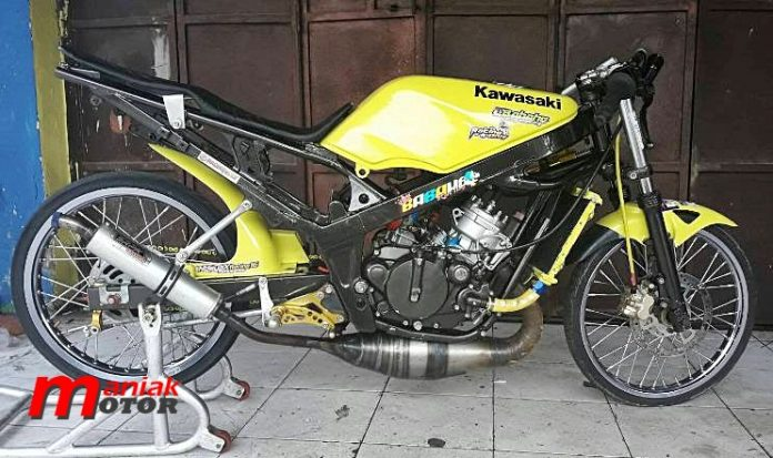 Ninja Standar 150 Drag Bike