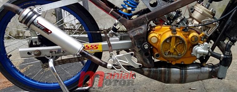 Knalpot racing ABRT20