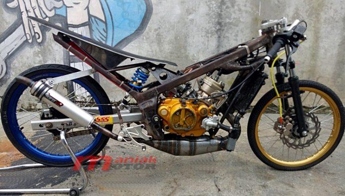 Ninja TU 150 Drag Bike AB Bendol