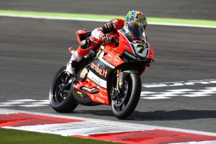 WSBK< Superbike, Perancis, Davies