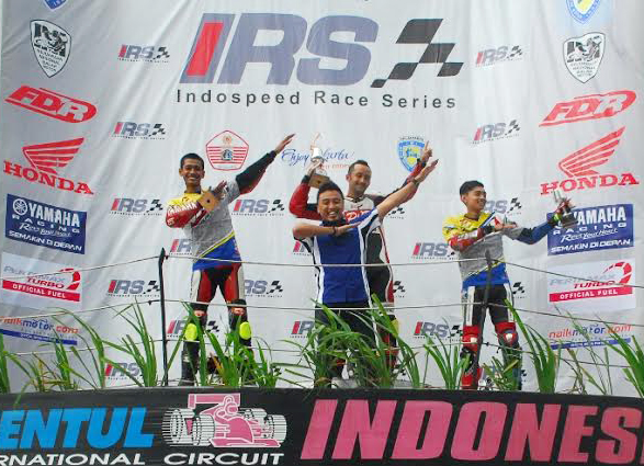 Podium R25 Community di IRS seri 4 2016