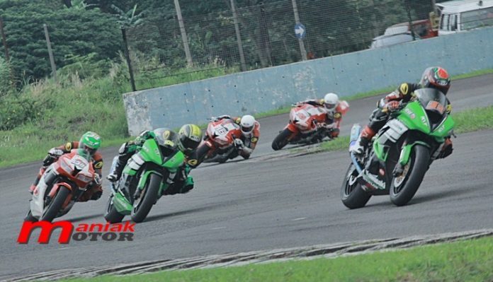 IRS Sentul 2016 Supersports 600