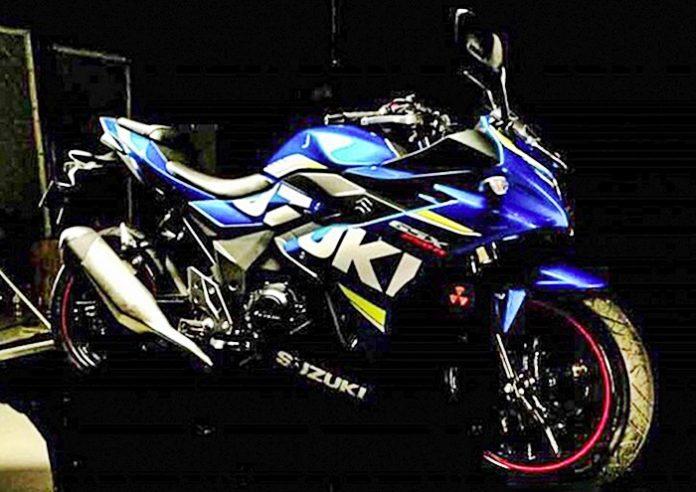 Suzuki, GSX-250R