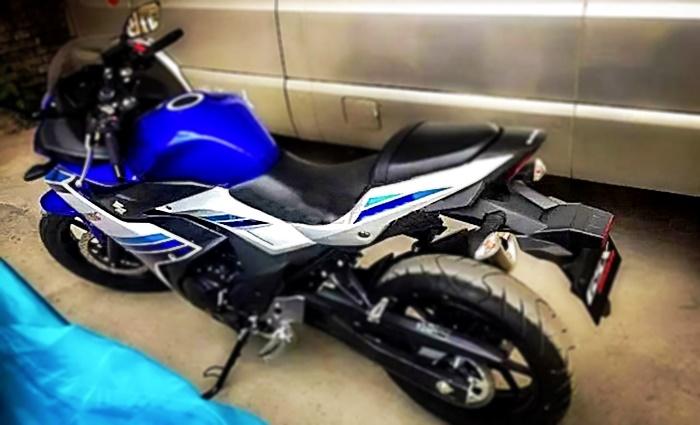 Suzuki, GSX-250R, Honda, Yamaha, Ninja, Indonesia