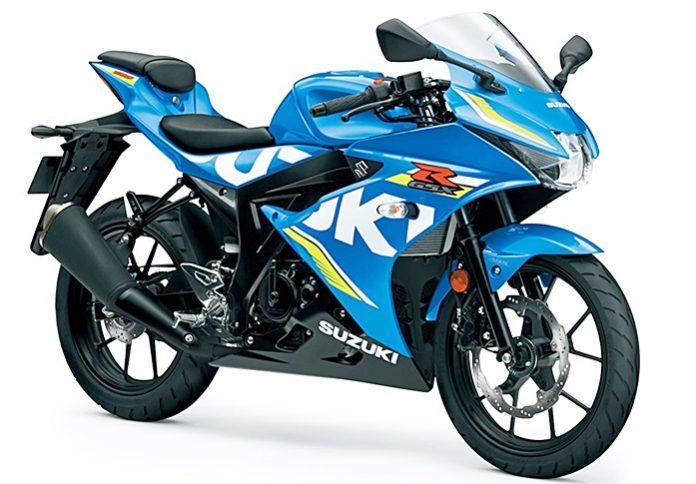 Suzuki, GSX-R125, sportbike, intermot