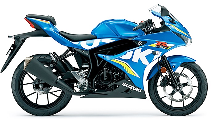Suzuki, GSX-R125, sportbike, entry level, Interrmot