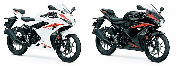 Suzuki, GSX-R125, entry level, sportbike