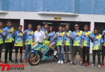 Tim Ultra Speed Team IRS 2016