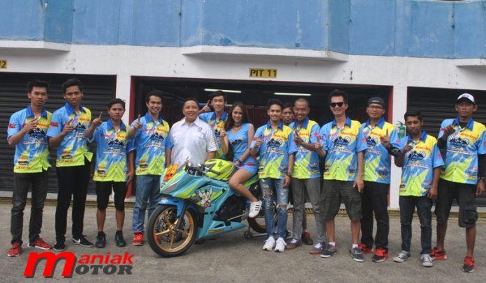 Tim Ultra Speed Team IRS 2016