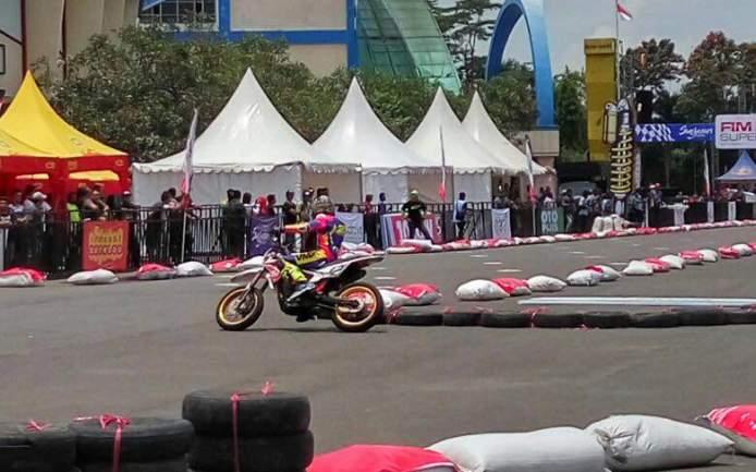 Barang TK Racing KLX150