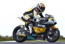 Thomas Luthi Moto2 Australia