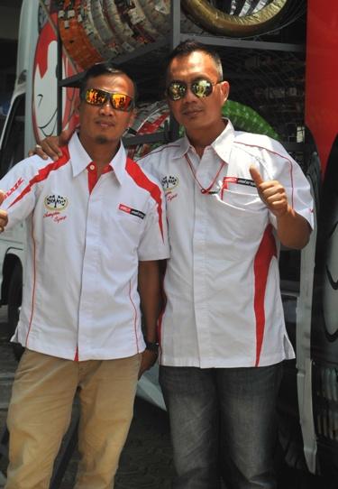 FDR di Balap Motor Indonesia